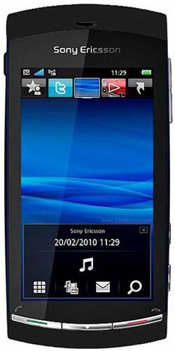 Sony Ericsson U5 Vivaz cosmic black