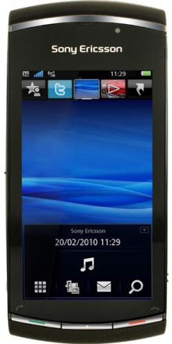 Sony Ericsson U8 Vivaz Pro black