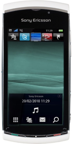 Sony Ericsson U8 Vivaz Pro white