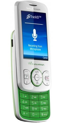 Фото телефона Sony Ericsson W100 Spiro spring green
