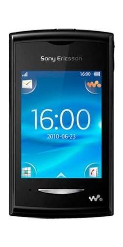 Sony Ericsson W150 Yendo green
