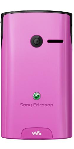 Фото телефона Sony Ericsson W150 Yendo pink