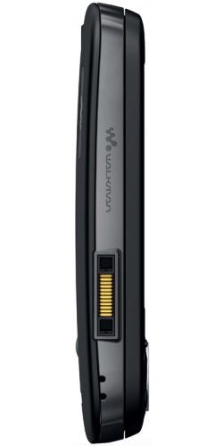 Фото телефона Sony Ericsson W20 Zylo black