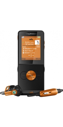 Фото телефона Sony Ericsson W350i electric black