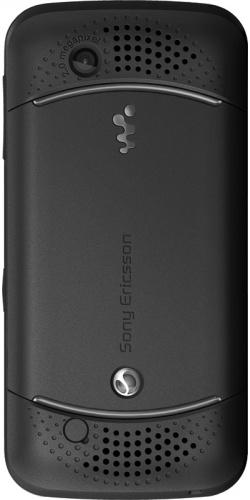 Фото телефона Sony Ericsson W395 fiesta black