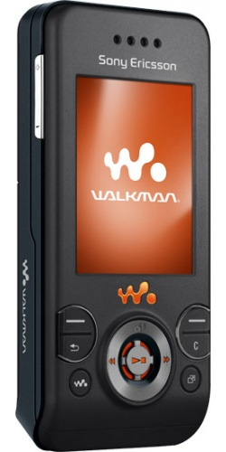 Sony Ericsson W580i black