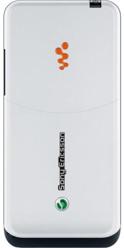 Фото телефона Sony Ericsson W580i white