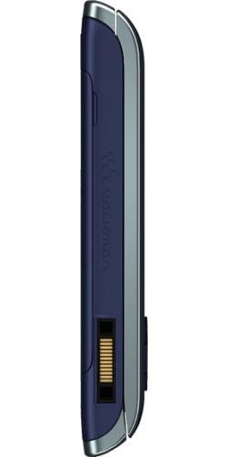 Фото телефона Sony Ericsson W595 active blue
