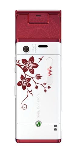 Фото телефона Sony Ericsson W595 cosmopolitan flower
