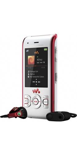 Фото телефона Sony Ericsson W595 cosmopolitan white