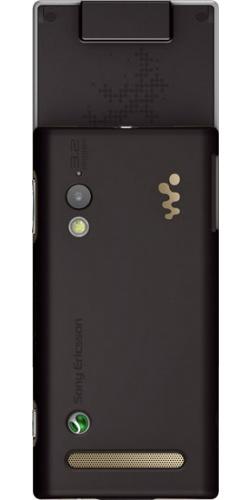 Фото телефона Sony Ericsson W705 luxury silver