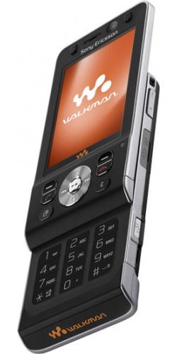 Фото телефона Sony Ericsson W910i noble black