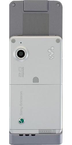 Фото телефона Sony Ericsson W910i prime silver