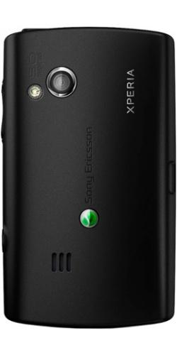Фото телефона Sony Ericsson X10 mini pro XPERIA black