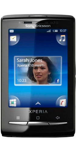 Sony Ericsson X10 mini XPERIA black