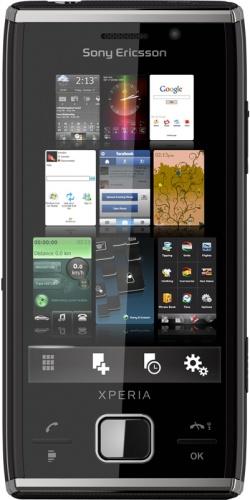 Sony Ericsson X2 XPERIA black