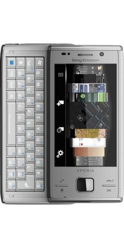 Фото телефона Sony Ericsson X2 XPERIA silver
