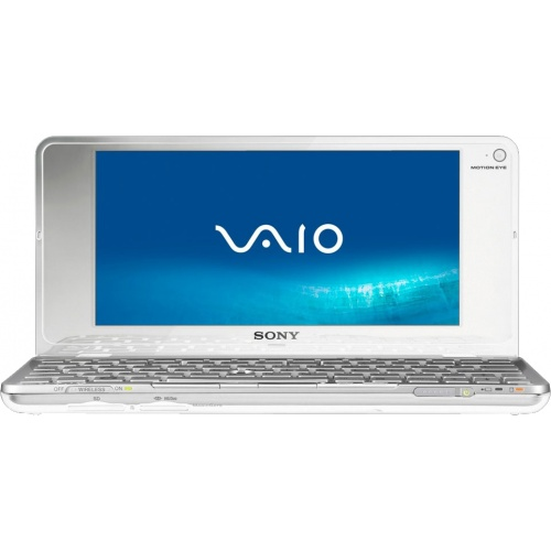 Sony VAIO P (VGN-P31ZRK/W) white