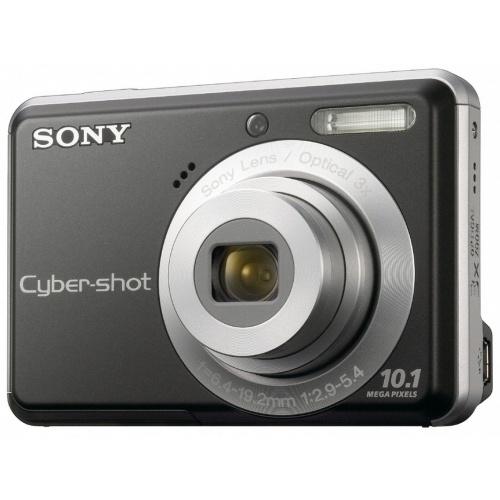 Sony CyberShot DSC-S930 black