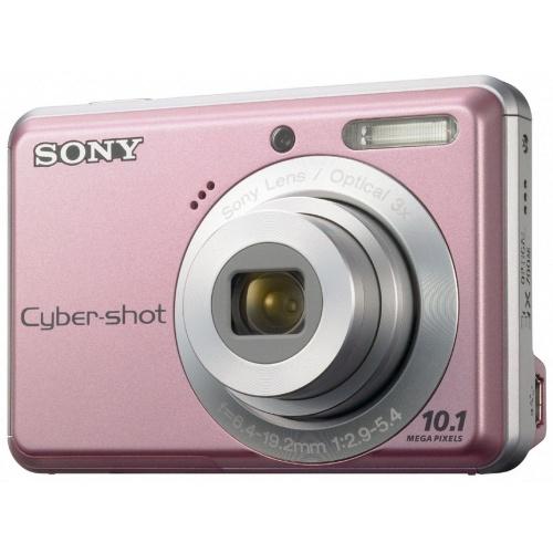 Sony CyberShot DSC-S930 pink