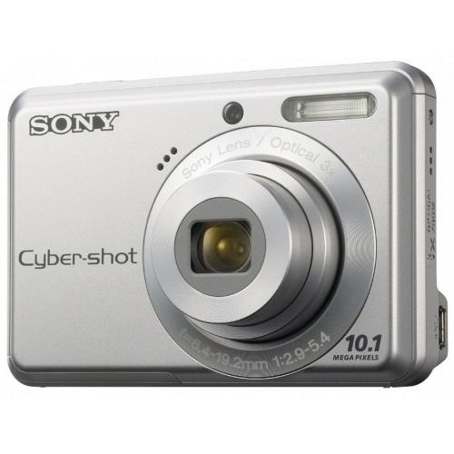 Sony CyberShot DSC-S930 silver