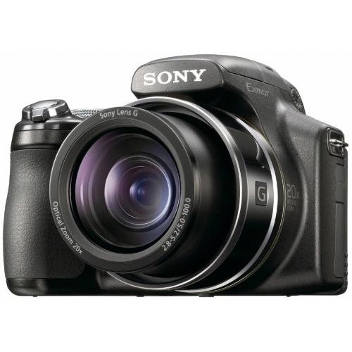 Sony Cybershot DSC-HX1 black