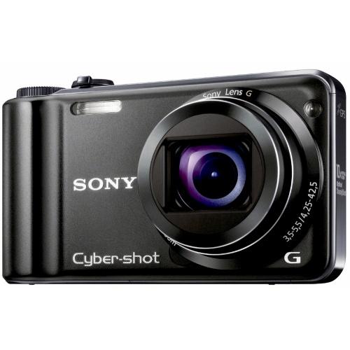 Sony Cybershot DSC-HX5V black