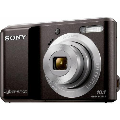 Sony CyberShot DSC-S2000 black