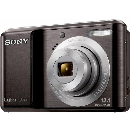 Sony CyberShot DSC-S2100 black