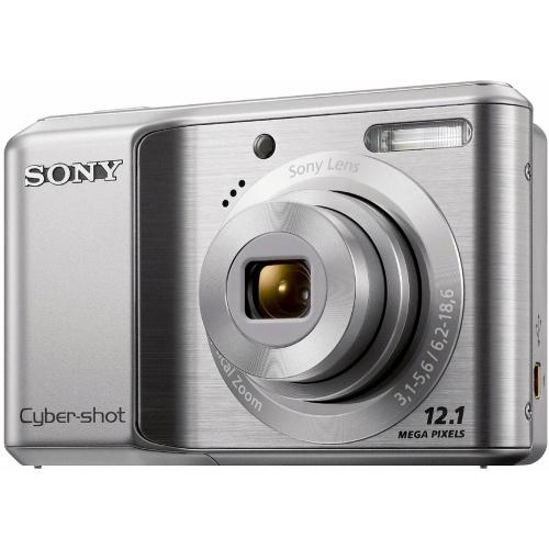 Sony CyberShot DSC-S2100 silver