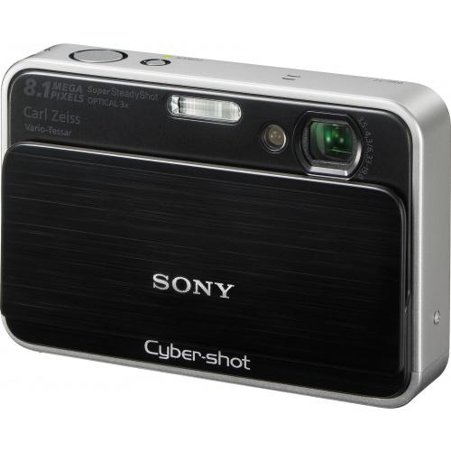 Sony CyberShot DSC-T2 black