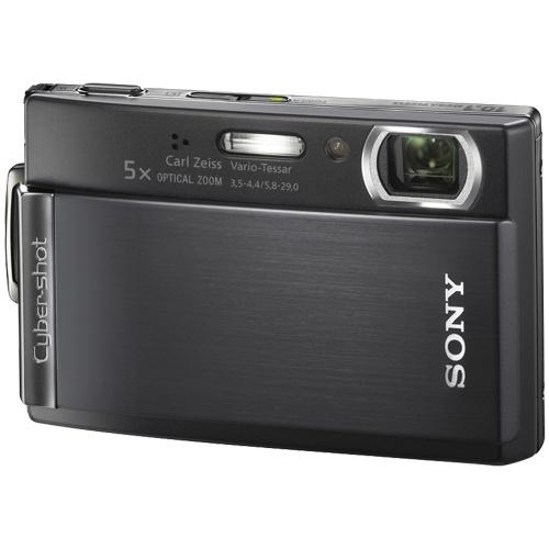 Sony CyberShot DSC-T300 black