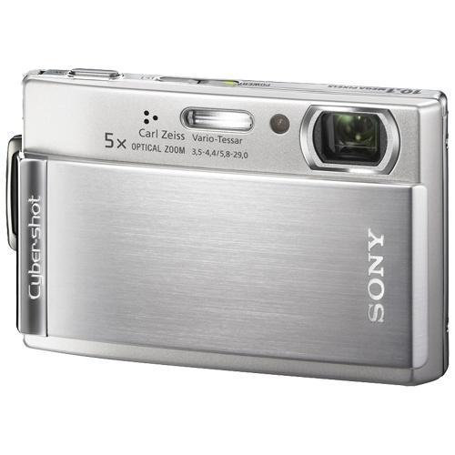 Sony CyberShot DSC-T300 silver
