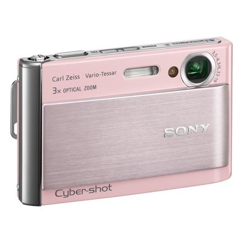 Sony CyberShot DSC-T70 pink