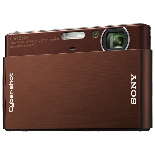 Sony CyberShot DSC-T77 brown