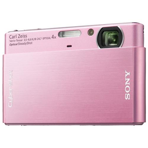 Sony CyberShot DSC-T77 pink