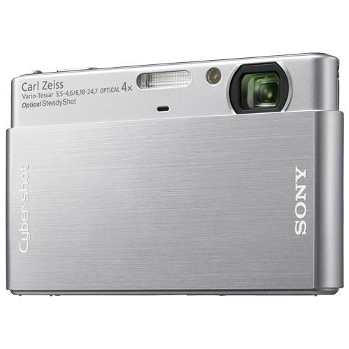 Sony CyberShot DSC-T77 silver