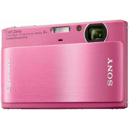 Sony CyberShot DSC-TX1 pink