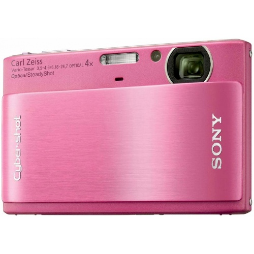 Фотография Sony CyberShot DSC-TX1 pink