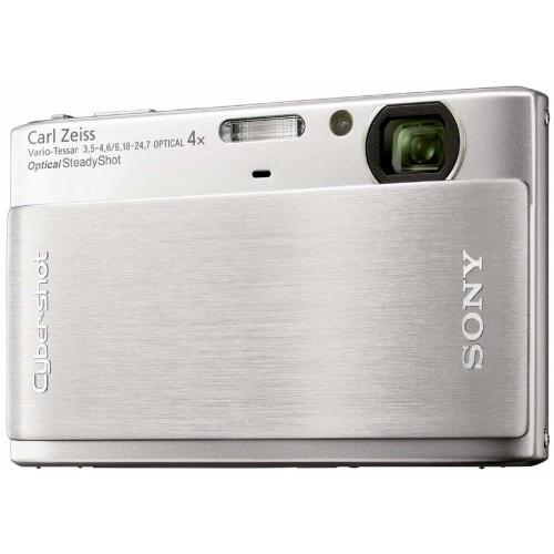 Sony CyberShot DSC-TX1 silver