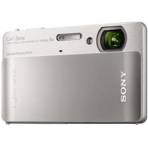 Sony CyberShot DSC-TX5 silver