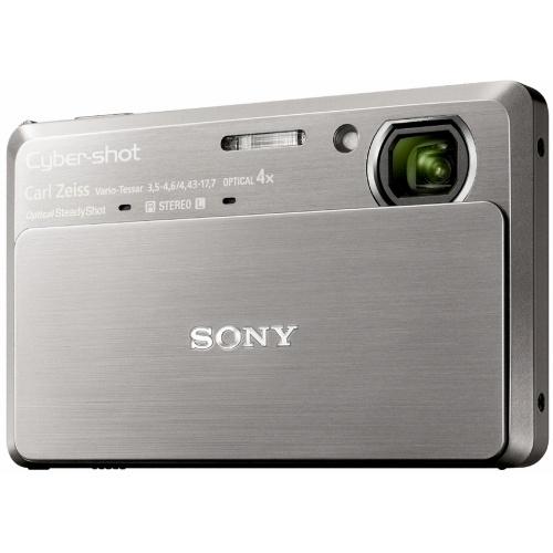 Sony CyberShot DSC-TX7 silver