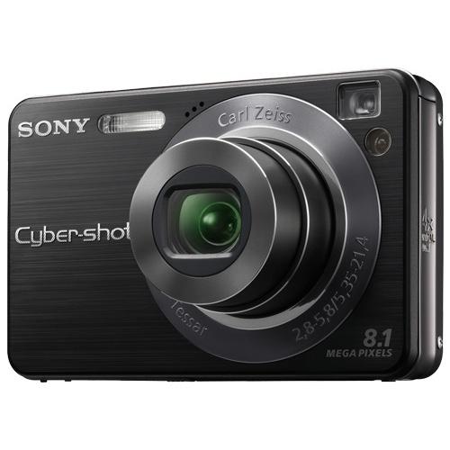 Фотография Sony CyberShot DSC-W130 black