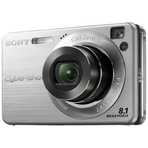 Sony CyberShot DSC-W130 silver