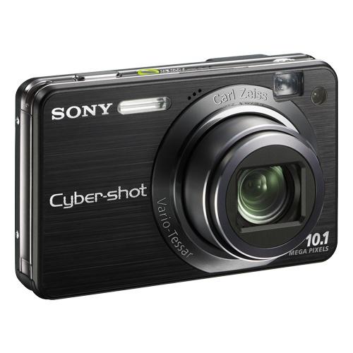 Sony CyberShot DSC-W170 black