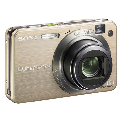 Sony CyberShot DSC-W170 gold