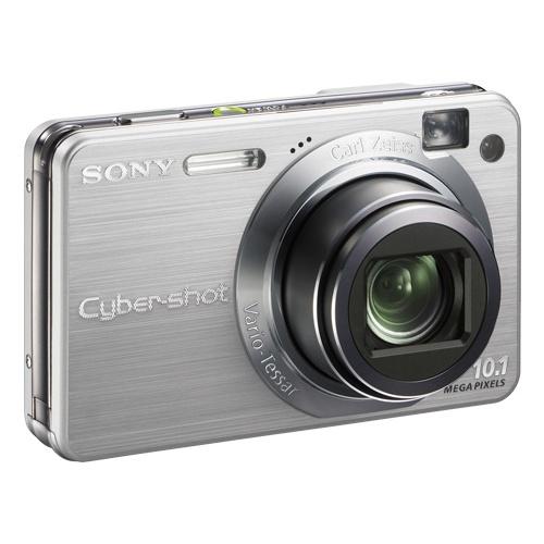 Sony CyberShot DSC-W170 silver