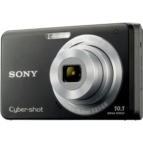 Sony CyberShot DSC-W180 black