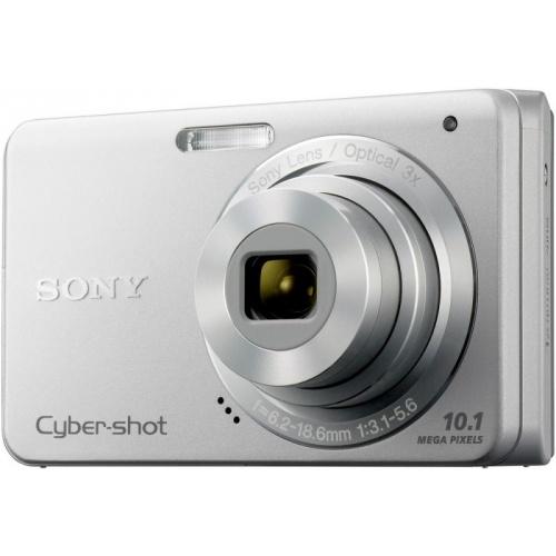 Sony CyberShot DSC-W180 silver