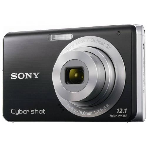 Sony CyberShot DSC-W190 black